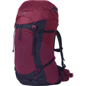 Bergans Vengetind 32 Backpack Women beet red/navy